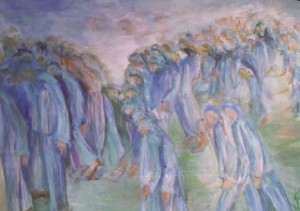 "MaryAnne Katz, ""Death March"""