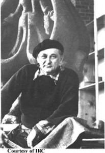The great sculptor Jacques Lipschitz was rescued from Nazi extermination in France and brought to the United States.